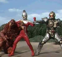 Ultra Seven vs. Pandon, a revanche